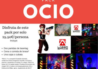 Pack Ocio Zaragoza