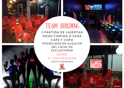 team building zaragoza